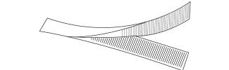 Velcro Hook - Loop